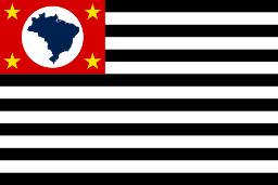 São Paulo Flagge
