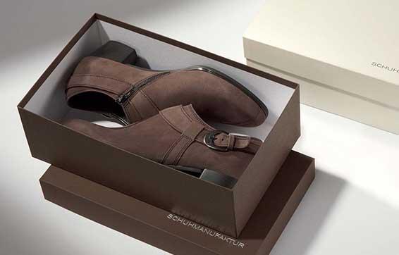 Schuhe Verpackungen - LIfestyle - E. Wilhelm GmbH