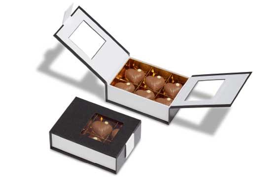 Feinkost / Pralinen / Schokoladen Verpackungen - E. Wilhelm GmbH