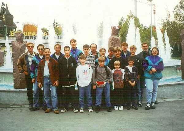 1996 NW-Ausflug Europapark Rust