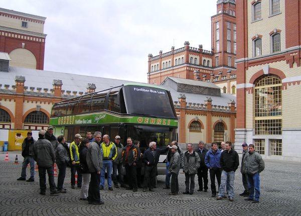 2008 Besuch Feldschlösschen AG