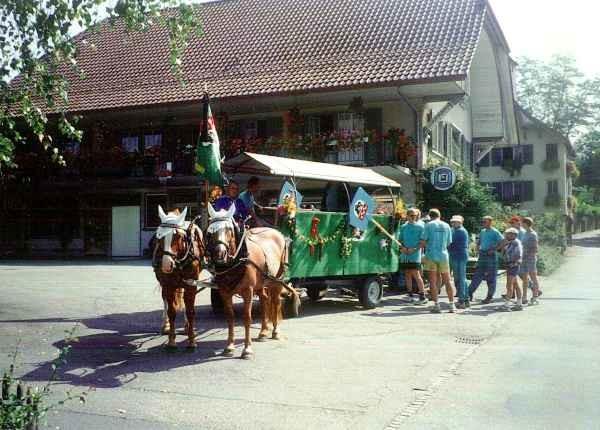 1997 Jubiläumsfest OZHV, Lotzwil