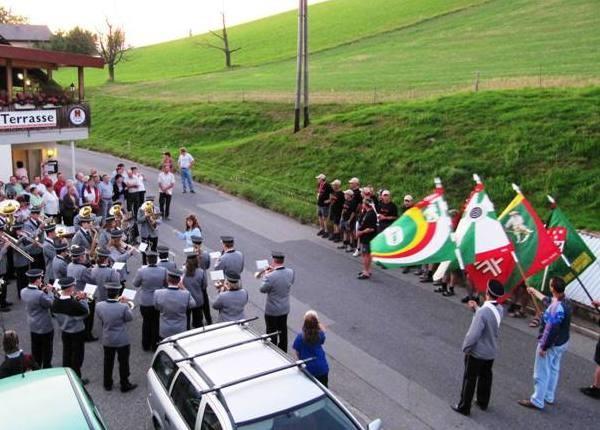 2009 Empfang vom Eidg. Fest Höchstetten