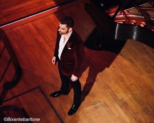 Vincent Simonet, chanteur, lyrique, volver events
