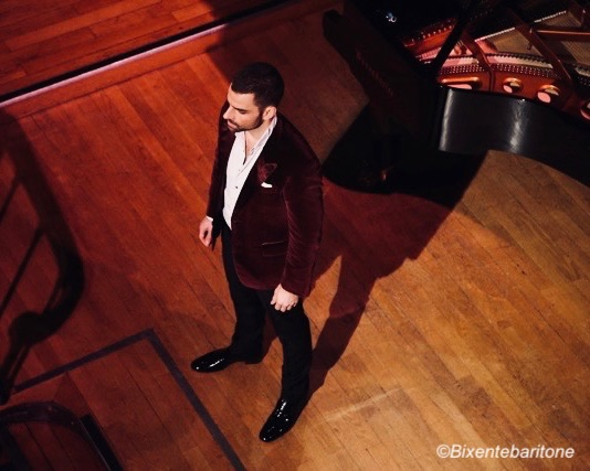 Vincent Simonet - Concert privé Lyrique