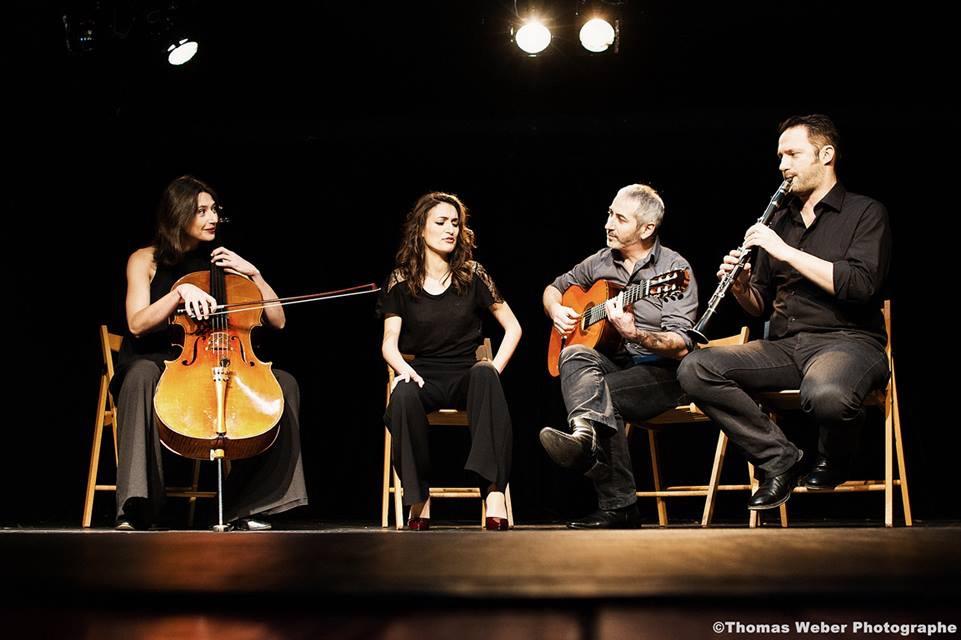 Quartet Morenka - Musiques du Monde