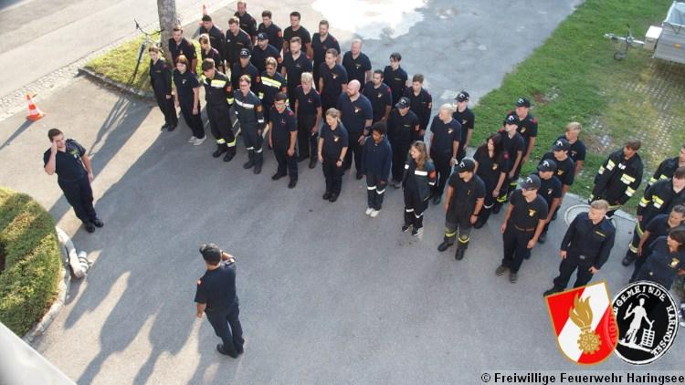 Feuerwehr Basisausbildung - Teil 1