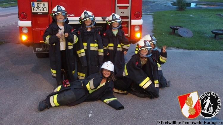 Tag der Feuerwehrjugend