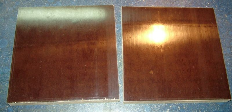 Holzplatten für Korbspulen (20x20cm)