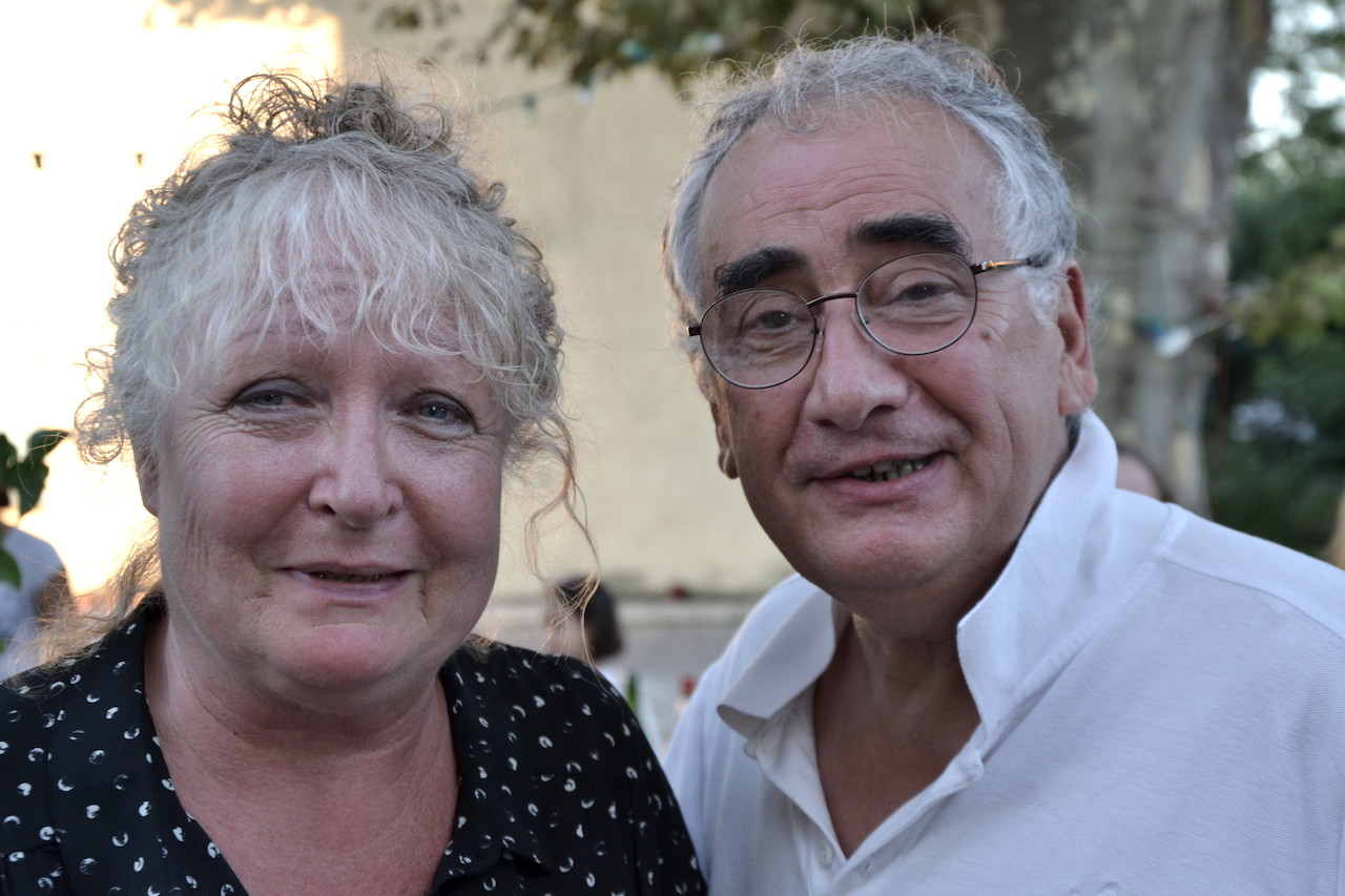 Yvonne et André