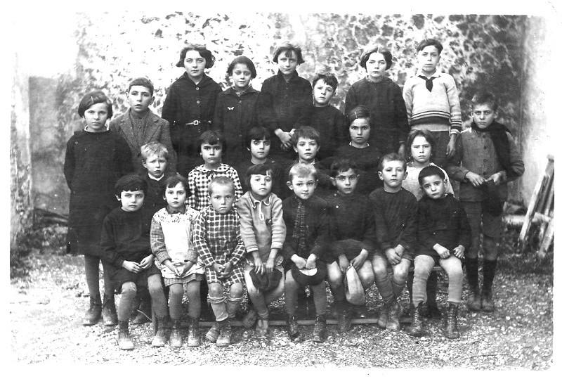 la classe de 1930 (Archives Chabot-Péron)
