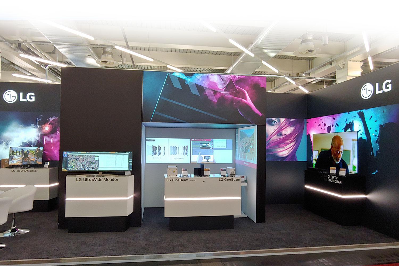LG Electronics auf der High End 2019 in München