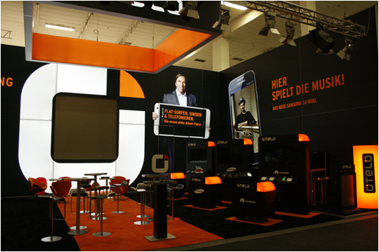 MESSEBAU - OTELO auf der IFA 2013, Berlin