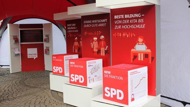 ROADSHOW - SPD-Fraktion/NRW - Fraktion im Dialog, 2016, bundesweit
