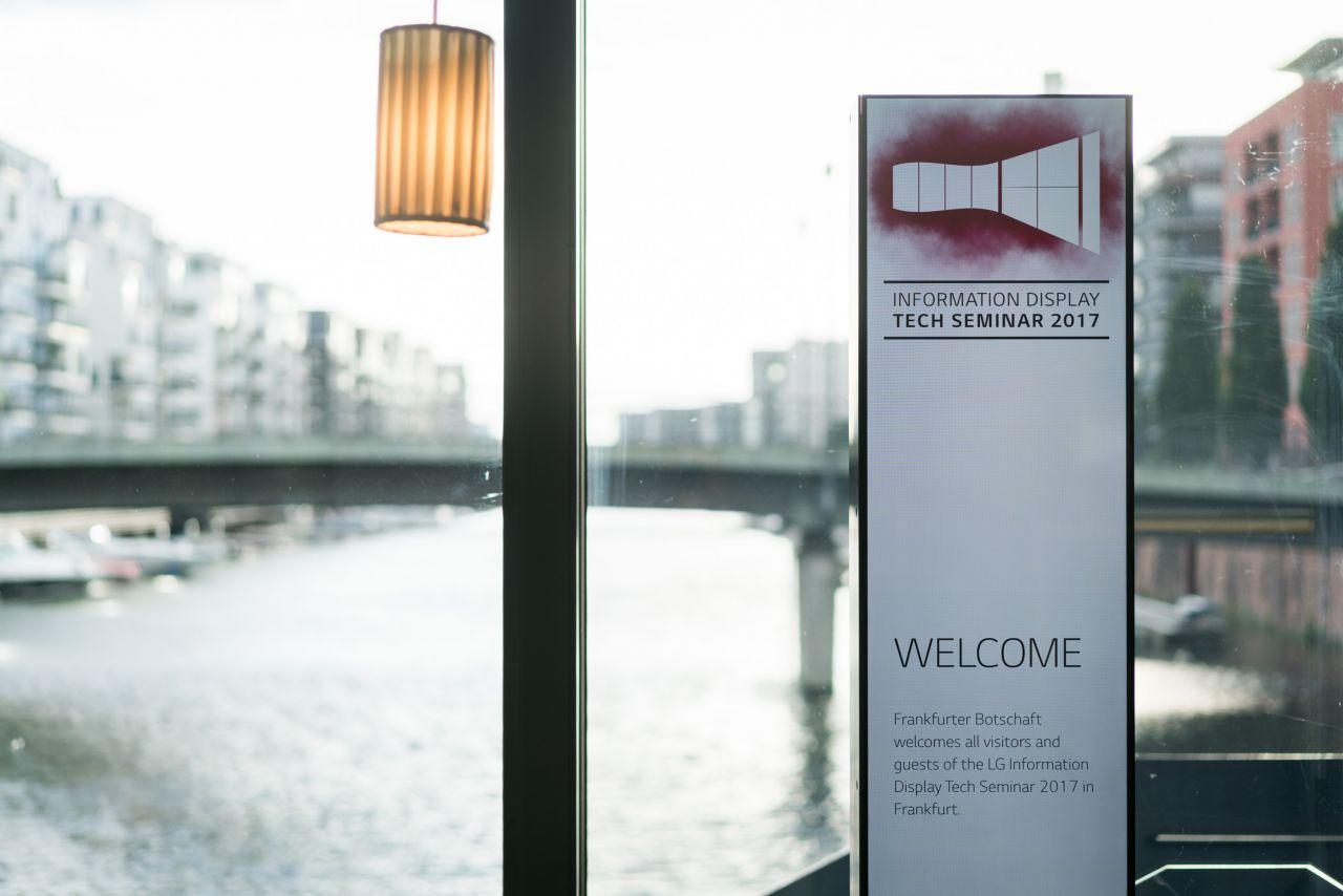 EVENTS - LG Electronics, Tech Seminar 2017, Eschborn