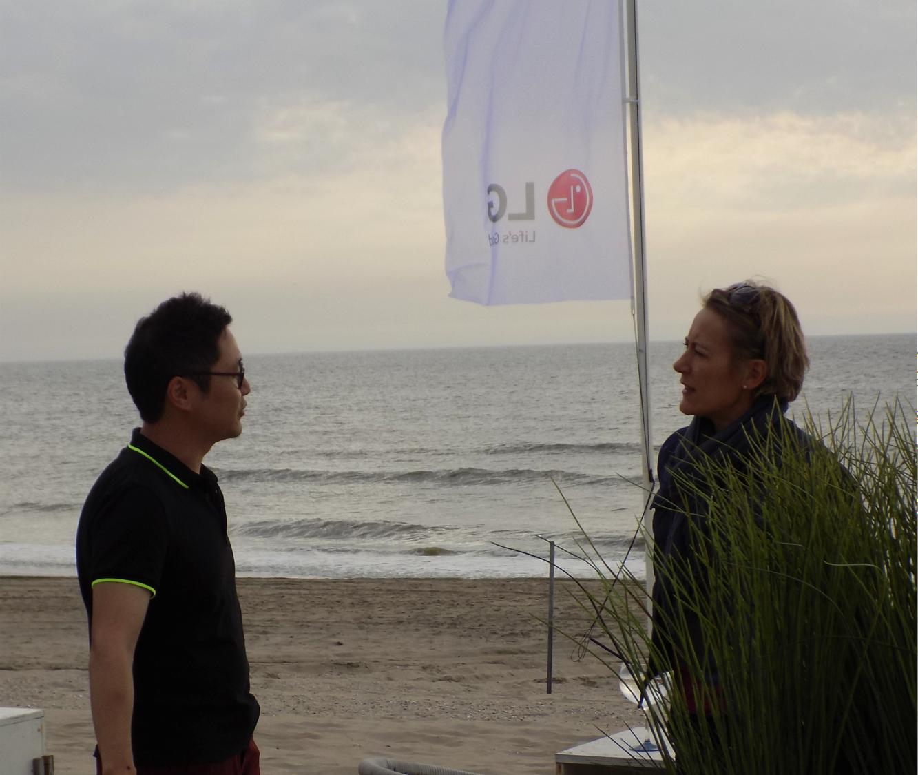 INCENTIVE - LG Electronics, DistriKickoff, 2016 NL  Zandvoort