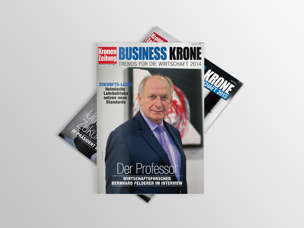 Businesskrone