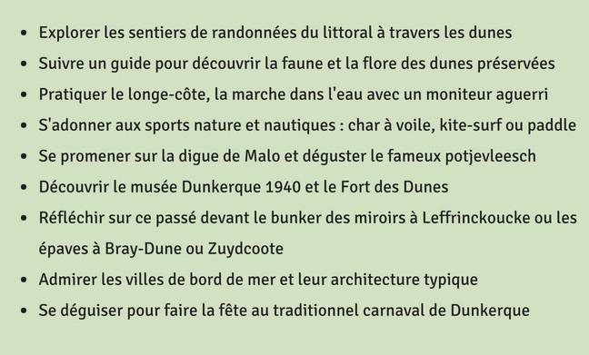 Pause weekend Grands Sites de France Dunes de Flandre