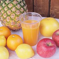 コールドプレスジュース ミックスジュース オレンジ りんご レモン