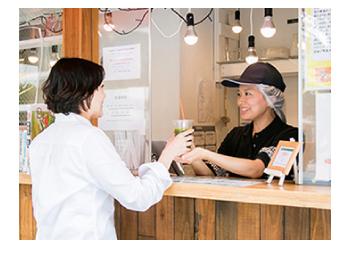 ベジピア赤坂店 生搾りジュース コールドプレスジュース