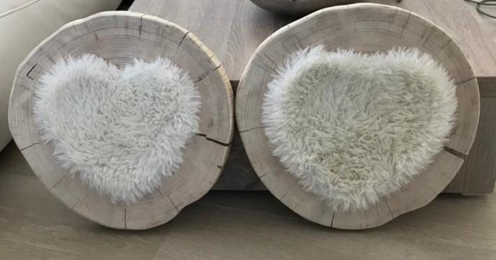 dekorative Baumscheiben