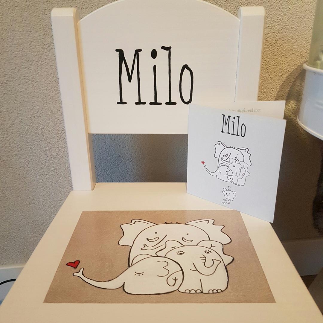 Stoeltje Milo