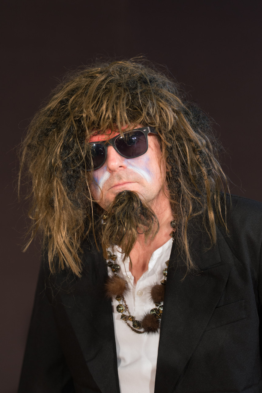 Ralf Heinze als Onkel Pleasant