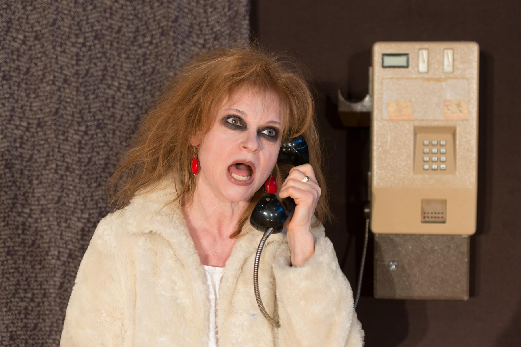 Martina Roßi als Carol Cutrere