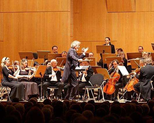 1. Konzertmeisterin des Sinfonieorchesters Heilbronn