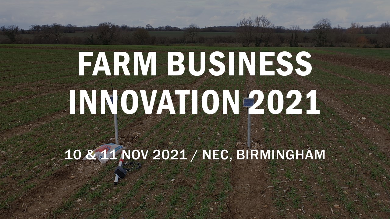 ZP AgTech is going to The Farm Business Innovation Show