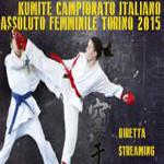 15 FEBBRAIO - 33° CAMPIONATO ITALIANO ASSOLUTO F - TORINO