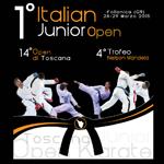 28-29 MARZO - 1° ITALIAN JUNIOR OPEN FOLLONICA