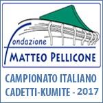 2017-CAMPIONATO ITALIANO CADETTI KUMITE FEMMINILE