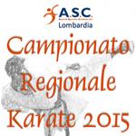 22 FEBBRAIO - CAMPIONATO REGIONALE KARATE 2015 - POZZUOLO MARTESANA