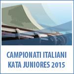 18 APRILE - CAMPIONATI ITALIANI KATA JUNIORES ROMA