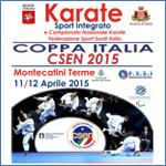 11 APRILE - COPPA ITALIA CSEN