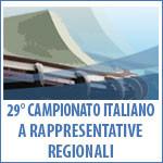 30-31 GENNAIO - 29° CAMPIONATO ITALIANO A RAPPRESENTATIVE REGIONALI