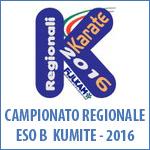 8 MAGGIO - CAMPIONATI REGIONALI ESO B