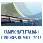 28 - 29 NOVEMBRE - CAMPIONATO ITALIANO JUNIORES