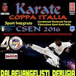 14 Maggio - Coppa Italia - CSEN - Perugia
