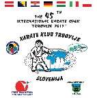 THE 45th INTERNATIONAL KARATE OPEN TRBOVLJE