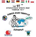 THE 45th INTERNATIONAL KARATE OPEN TRBOVLJE
