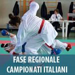 27 SETTEMBRE - FASE REGIONALE CAMPIONATI ITALIANI
