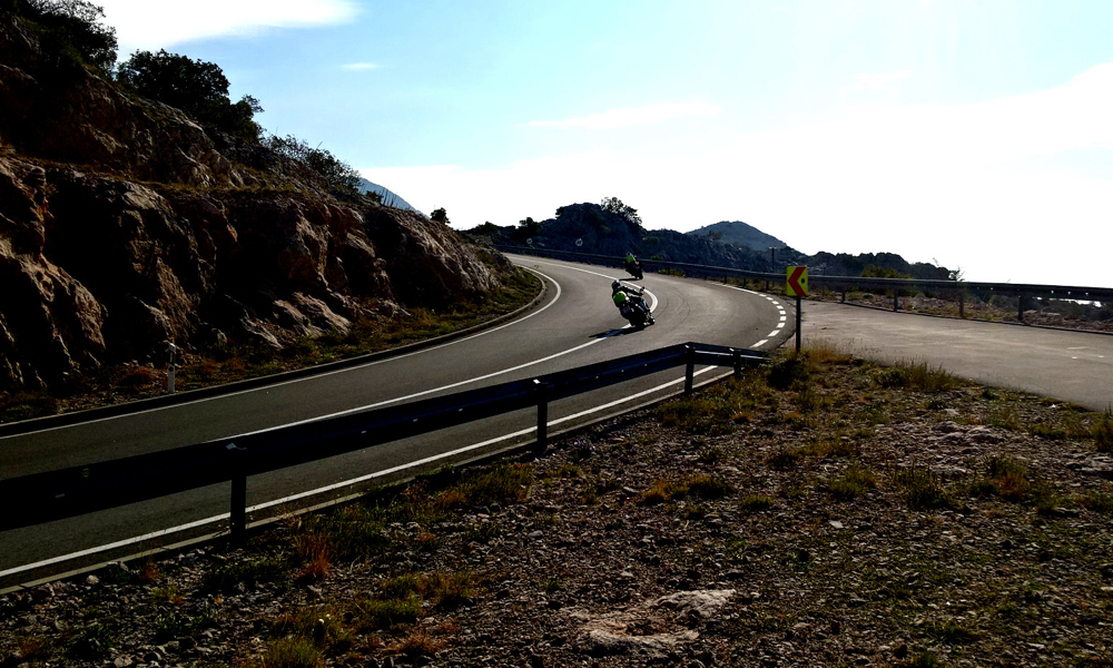 Gourmet Motorradreise Tag 3