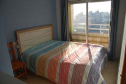 Suite parentale avec salle de bain et balcon vue mer