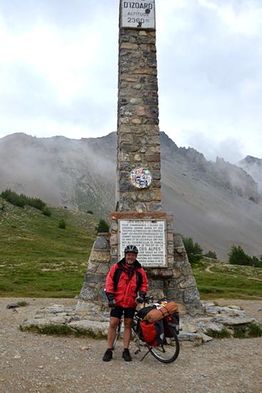 Col d'Izoard  2360 m