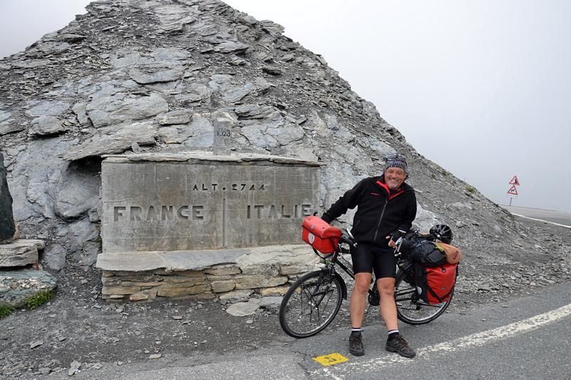 Col Agnel  2744 m