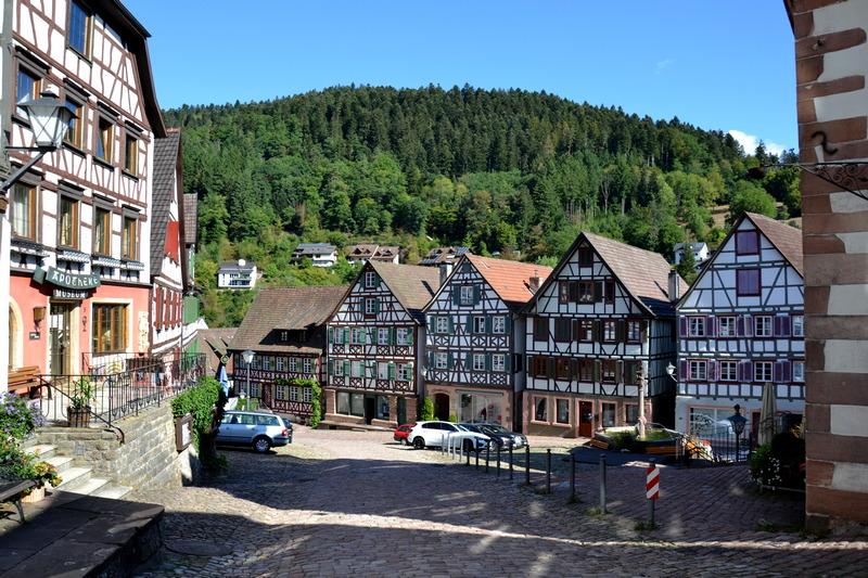 Schiltach im Schwarzwald