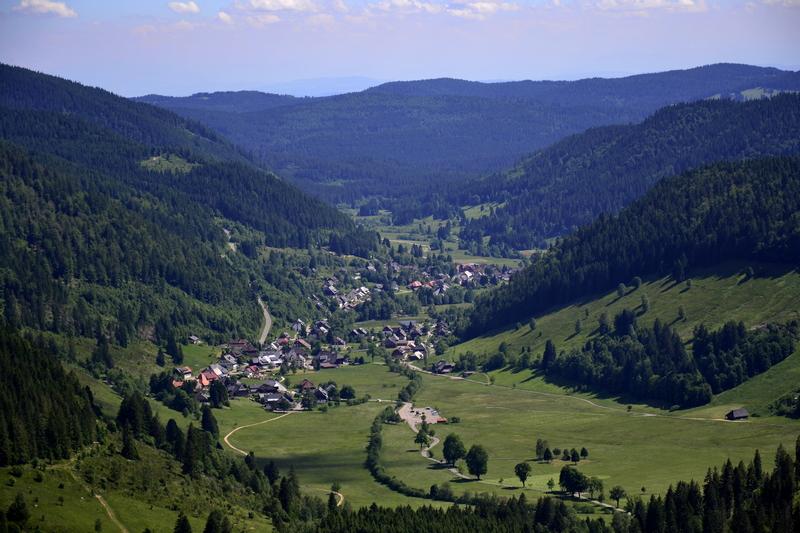 Menzenschwand,  Südschwarzwald