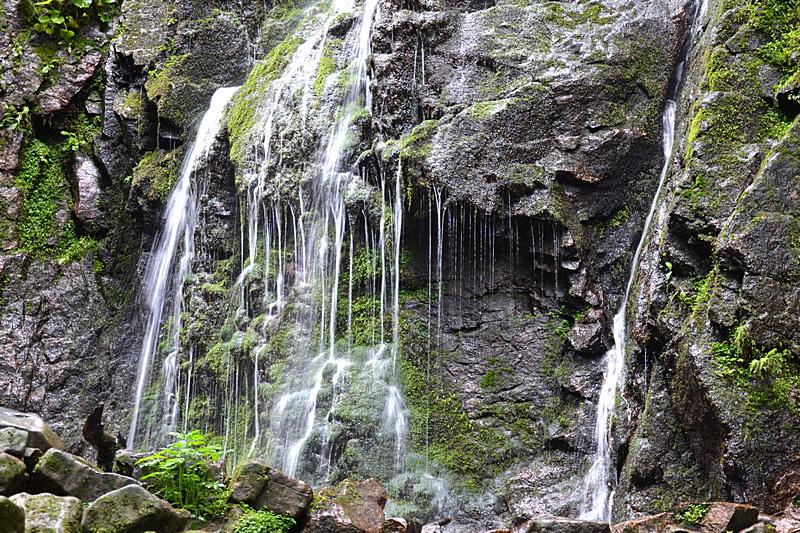 Burgbachwasserfall - Schapbach